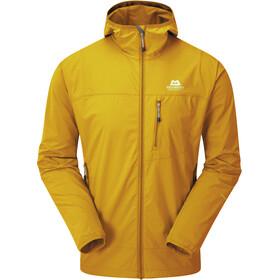 Mountain Equipment Echo Hooded Jacket Men Acid